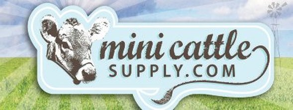 Mini Cattle Supply Logo for Halters