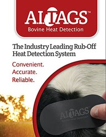 AI Heat Detection Tags for Miniature Cattle